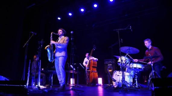 Samy Thiébault 4tet – Manu Jazz Club