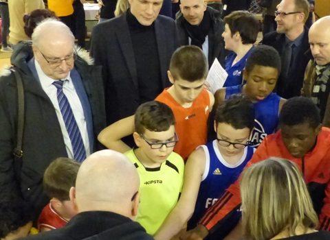 Sport et citoyenneté réunis à Maxéville