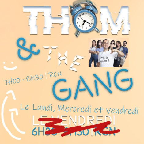 « Thom and the Gang »